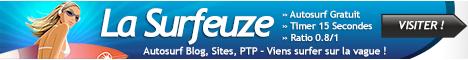 La Surfeuze - Augmentez le traffic de votre site!