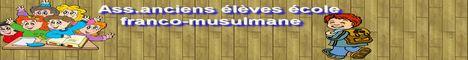 Association anciens élèves école franco-musulmane