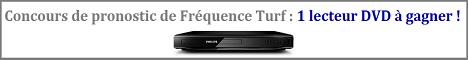 FREQUENCE TURF : Pronostic Quinté+ gratuit