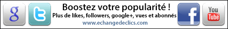 Plus de like sur Facebook, google, youtube ou twitter