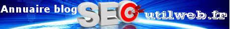 Utilweb annuAire pour votre SEO et blog en ligne.